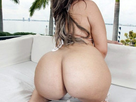 Curvy figure ladies and great big asses