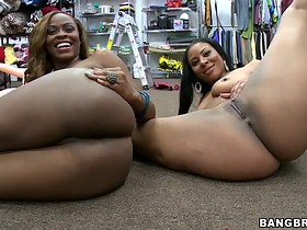 Chocolate & Caramel Asses