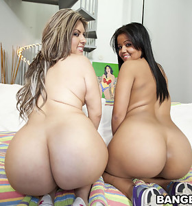 Kim Manhattan and Duvy. These two bradley's got crazy big ass girl